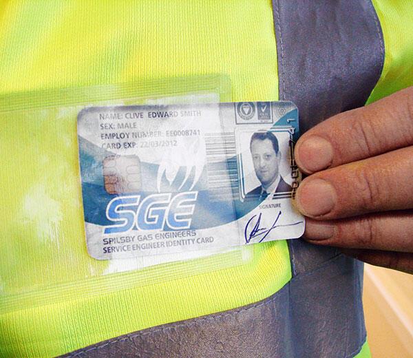 Plastic kaarthouders