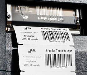 Premier thermische identificatie tape